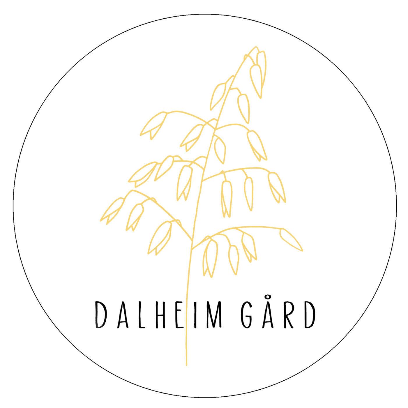 Dalheim Gard Logo